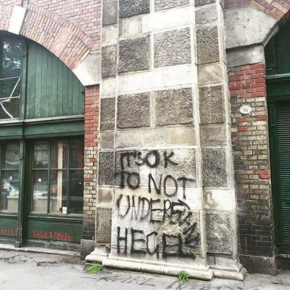 Absolute Graffiti.  @HegelianNews @clintontolley @AmcCritique