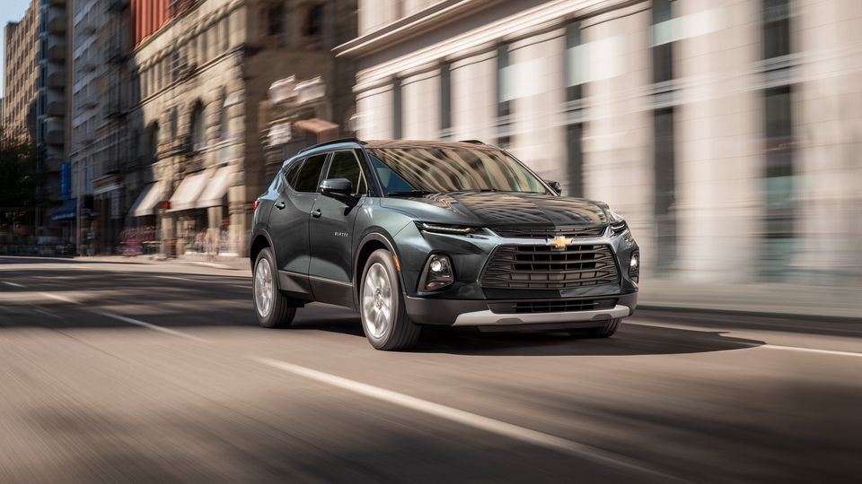 What cities will you explore in the #ChevyBlazer? Let us know down below and check out our inventory here: https://t.co/9a7vm1yhFi https://t.co/JZhN9rKBrs