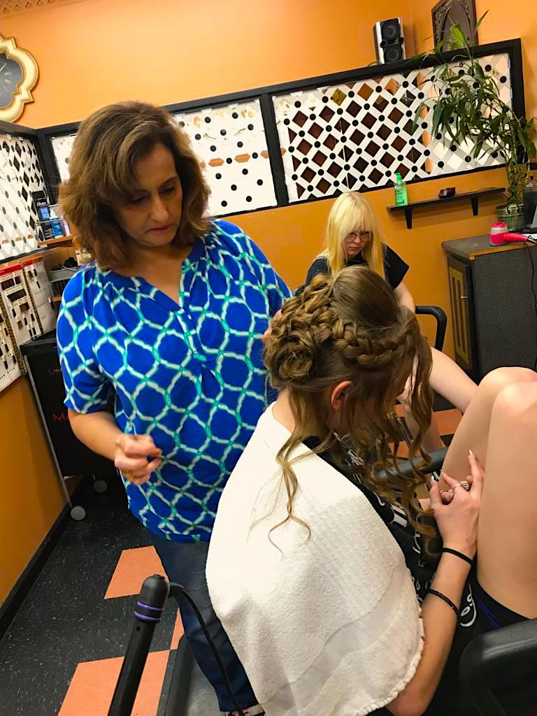 We've 25-years experience in #hairsalon & #spa services including #haircut (women/men/kids) #dying #layers #perm #bodywave #updo #conditioning #blowdry & more. We also offer #waxing #facial #threading #microderm  Learn more   #CaryNC #Raleigh #NorthCarolina