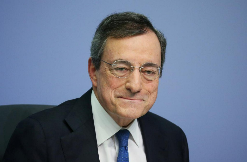 Pope appoints ex-ECB boss Draghi to prestigious academy of social sciences