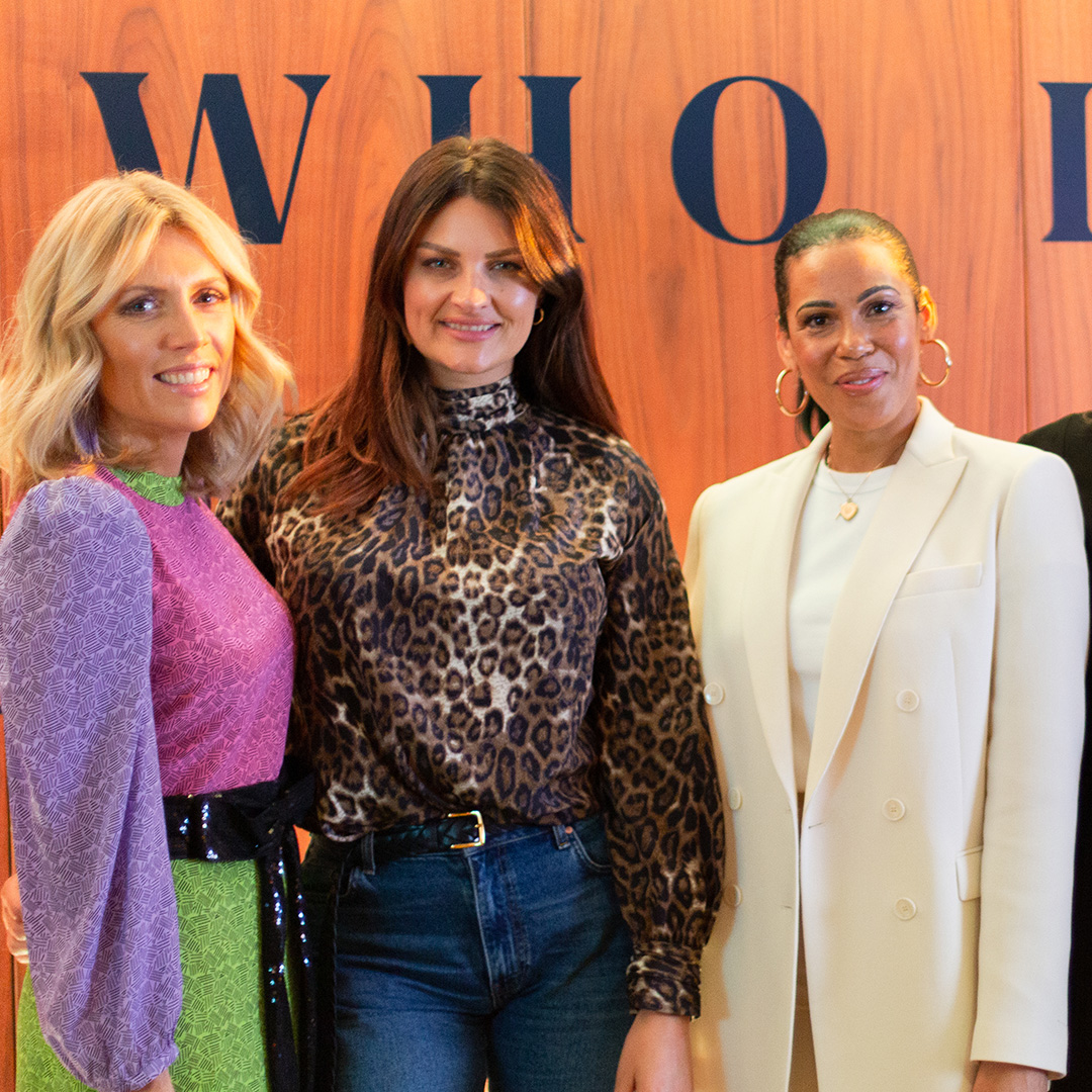 Flashback to our It's Who I Am event where we heard these strong women talk about how they feel about themselves and self acceptance _charlotteloves_ samchapman karenwilliamstylist huntersandheels notlamb #ItsWhoIAm https://t.co/pho7d5NqMA
