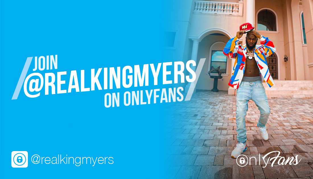Please join us in welcoming Musician, Influencer and Entrepreneur @RealKingMyers. Releasing exclusive tracks, music content and an insight into his everyday life, he is surely going to be one to watch. Follow him on OnlyFans at: https://t.co/D3olhqGTTj #WelcometoOnlyFans https://t.co/DLwO5YO3Vy