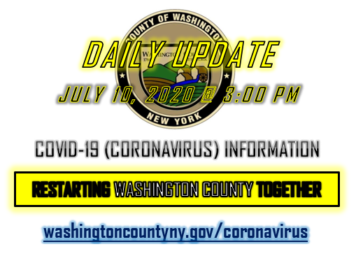 COVID-19 UPDATE - (07/10, 3:00 PM) Active PUM: 88 (+10) COVID-19 +: 225 (+1) COVID-19 + Recovered: 210 (NC) COVID-19 Related Deaths: 13 (NC)  PLEASE... - Stay home if sick - Social distance - Mask up in public #DoYourPart #COVID19 https://t.co/iYy1AtABi0