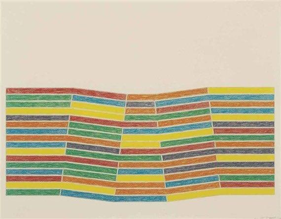 Furg, 1975, Frank Stella https://t.co/etKIPB9CTo