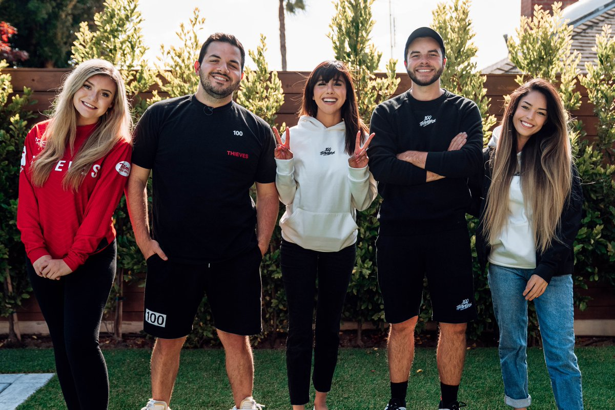 A conspiracy at the 100 Thieves Content House?! @Neekolul tells all: