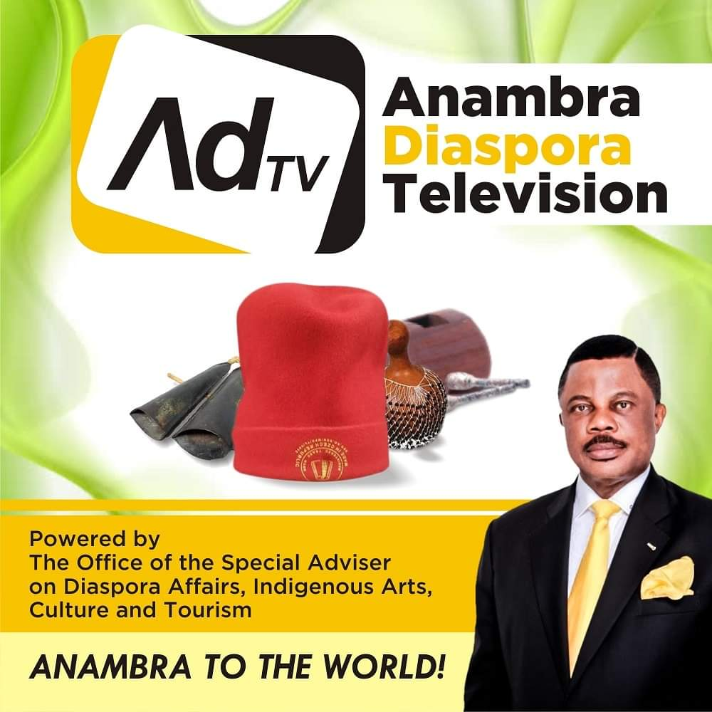PLS KINDLY CLICK AND LIKE THE FB PAGE OF ANAMBRA DIASPORA TELEVISION. The aim is to take Anambra to the world via the page and YouTube channel. The page is a forum to air ur views towards a better Anambra state.  https://www.facebook.com/104217041360928/posts/105339944581971/…pic.twitter.com/rblSH3nSFh