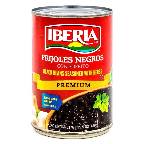 #IberiaFoods black beans are better, anyway https://t.co/w3XP0WnU8W
