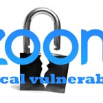 Image for the Tweet beginning: Zoom, nuova vulnerabilità zero-day nel