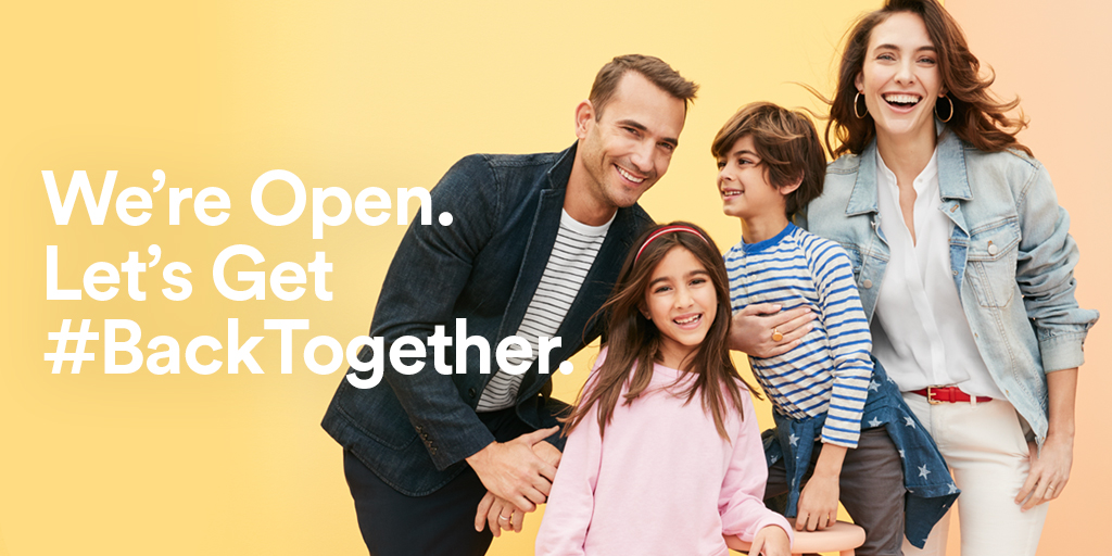We've missed being part of this community—and you! #BackTogether https://t.co/OqBMT0ST0S