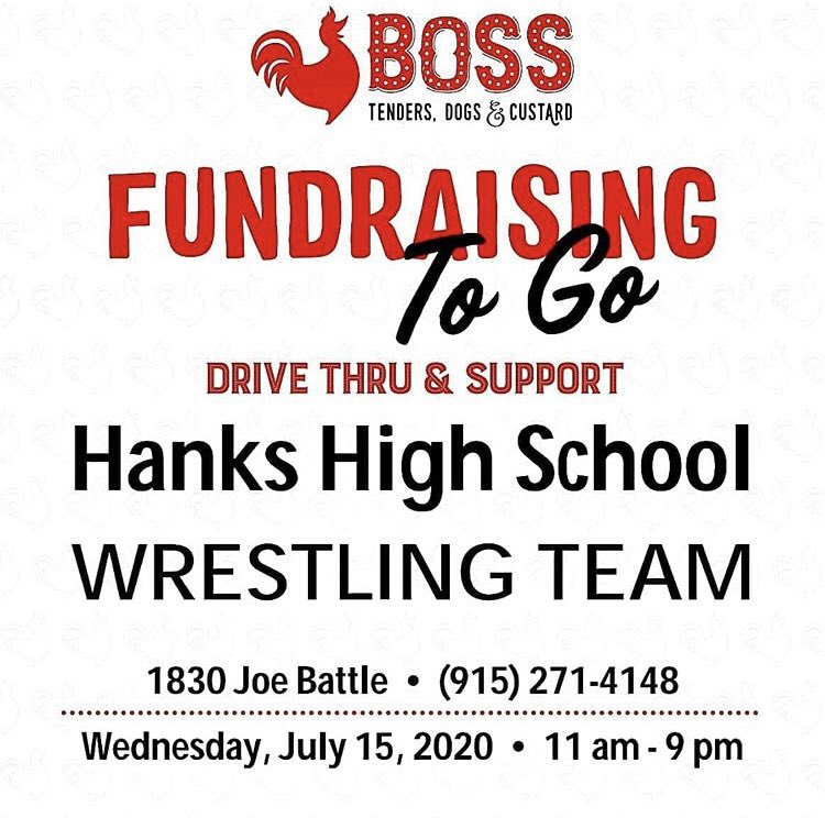 Come out and support the hanks wrestling team💪🏼💪🏼💪🏼