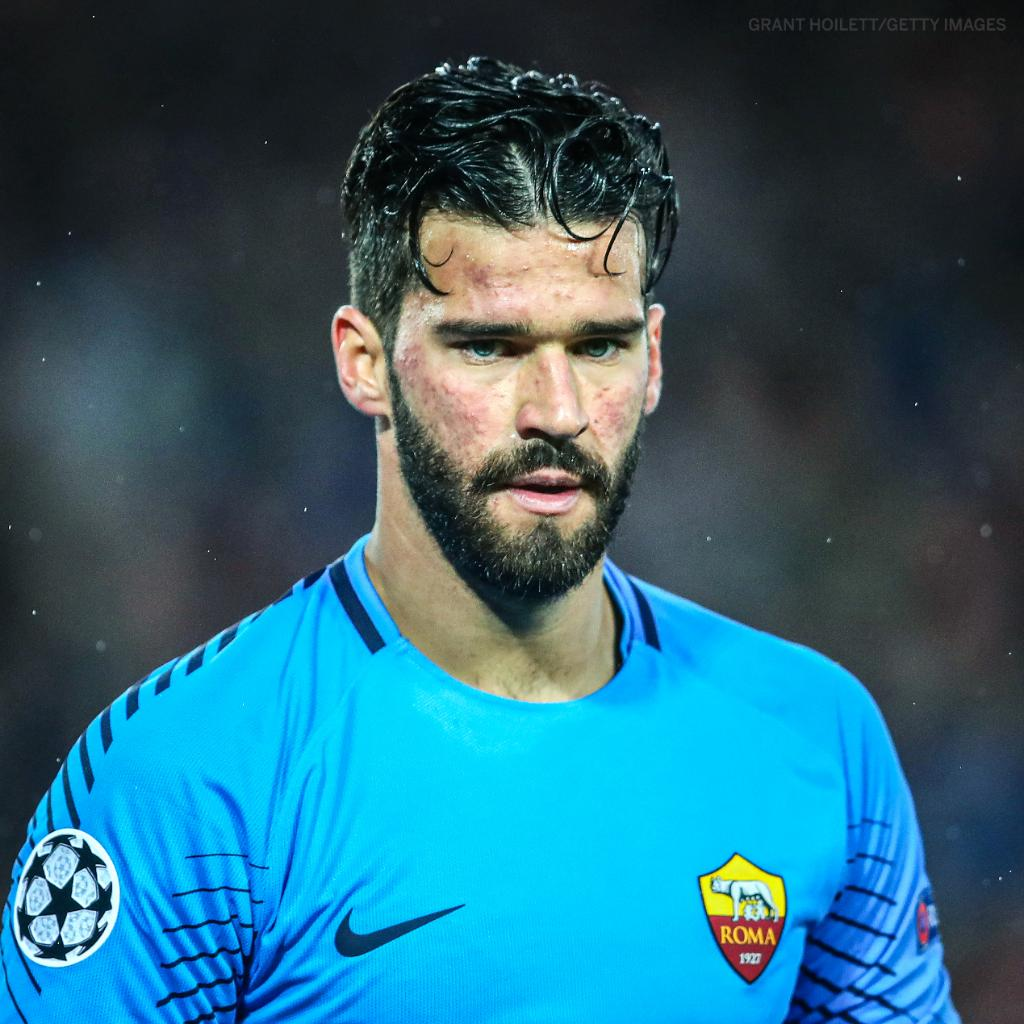 Liverpool keeper Alisson Becker has only ever lost one game at Anfield.  It was 27 months ago for Roma 😳 https://t.co/PS0qR6M3l4