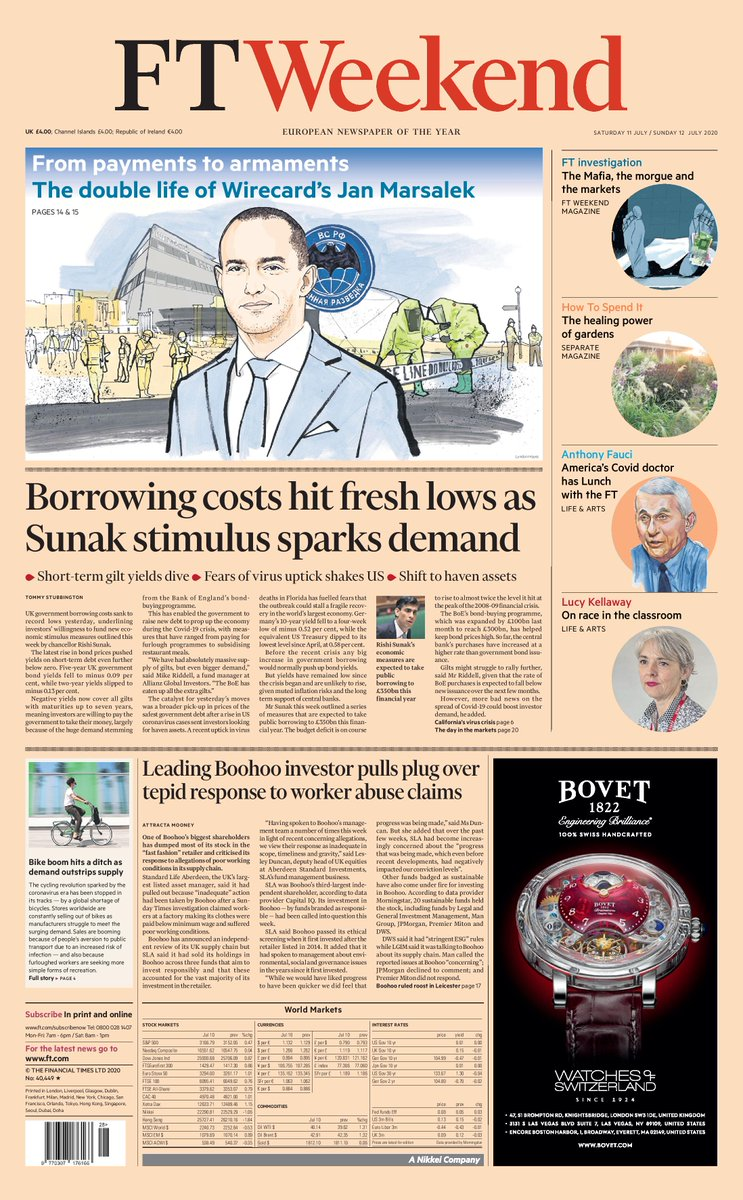 Just published: front page of the Financial Times UK edition, https://t.co/5gXWtrt5I2 https://t.co/d1nwuJ3lyq