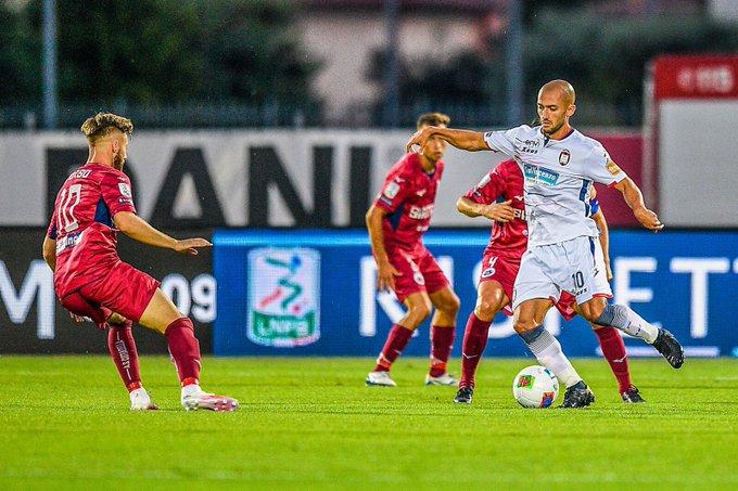 Cittadella-Crotone 1-3, finisce così il big match della 33a giornata di Serie B.