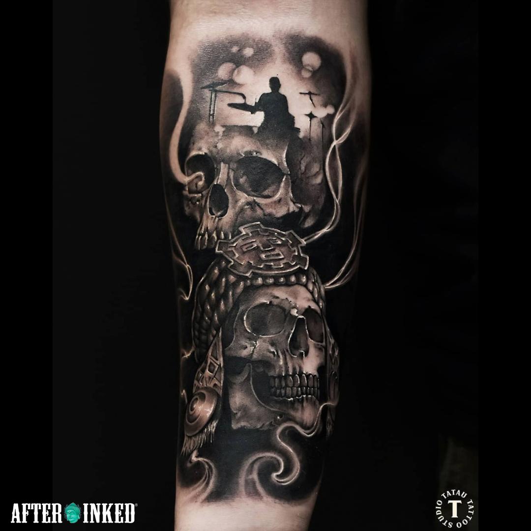 #FearlessFriday #FictionFriday #FollowFriday #FF #FridayFun #afterinked #proudusers #formulatedforperfection #afterinkedeveryday #tattooaftercare #vegan #friday #friyay #follow #tattoo #skull #inked #tattoos #ink #blackandgreytattoo #skulltattoo #aaron_tatau #tatautattoostudiopic.twitter.com/U3iypZhGPw