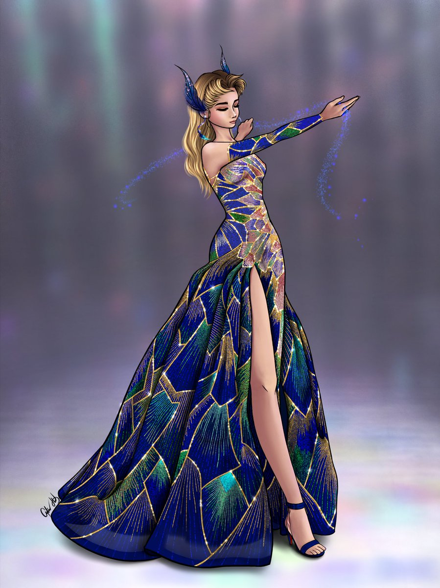 This gown of the gowns..the gown of the century I've been drawing since a long time is drawn now! The custom one-shoulder gown worn by Gigi on the Metgala 2018. I loved it from the very beginning and thought that this has to be drawn. <br>http://pic.twitter.com/fxRvuUIf9u