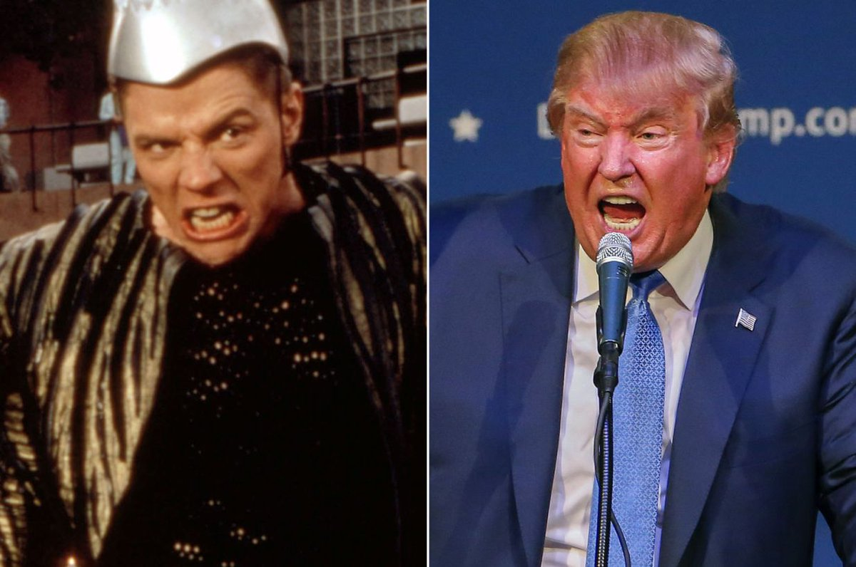 30.  @KenBearIsland This is an information hazard for Trump supporters: Biff Tannen (the bully/bad guy from back to the future) was partially based on the young Donald Trump.
