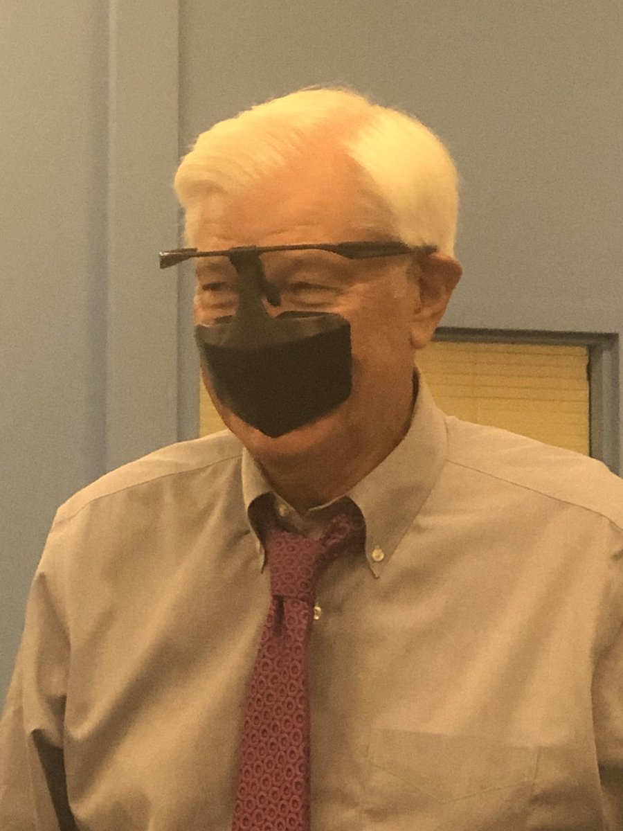 Darth Alhart has arrived ⁦@DonAlhart⁩