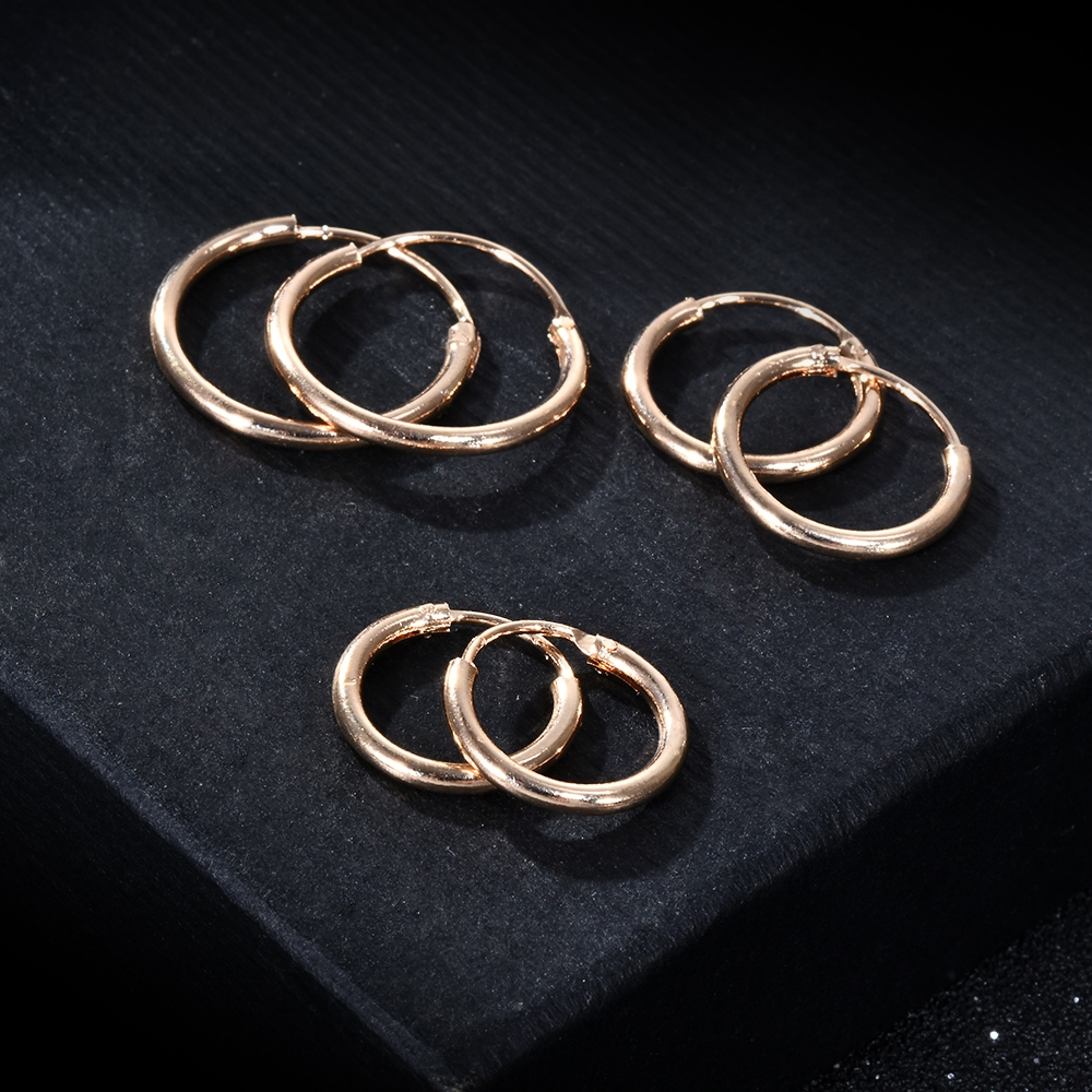 3 Pair/Set Fashion Women Girl Simple Round Circle Small Ear Stud Earring Punk Hip-hop Earrings Jewelry 3 Size $10.00 FREE Shipping Worldwide Shop Here---> https://shopmebazaar.com/shop/women-jewelry/stud-earrings/3-pair-set-fashion-women-girl-simple-round-circle-small-ear-stud-earring-punk-hip-hop-earrings-jewelry-3-size/… #shopmebazaar #onlineshopping #fashion #onlineshop #shopping #style #onlineboutiquepic.twitter.com/7BnOXLLPwR