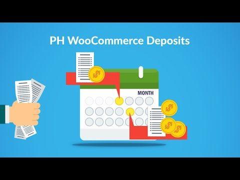 WooCommerce Deposits plugin - The Best Partial Payment plugin for WooCommerce by PluginHive: https://www.youtube.com/watch?v=FkrWhJvNvuA…  #WooCommerce #WordPress #plugin #plugins #ecommerce #onlinebusiness #addon #deposits #partialpayment #business #shoppingpic.twitter.com/78NkInLfjX