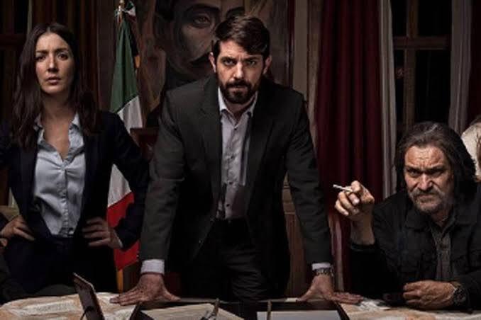 Amazon va a estrenar una serie política TAN distópica que a la Ciudad de México la gobierna Attolini. https://t.co/fJXIPdVlXB
