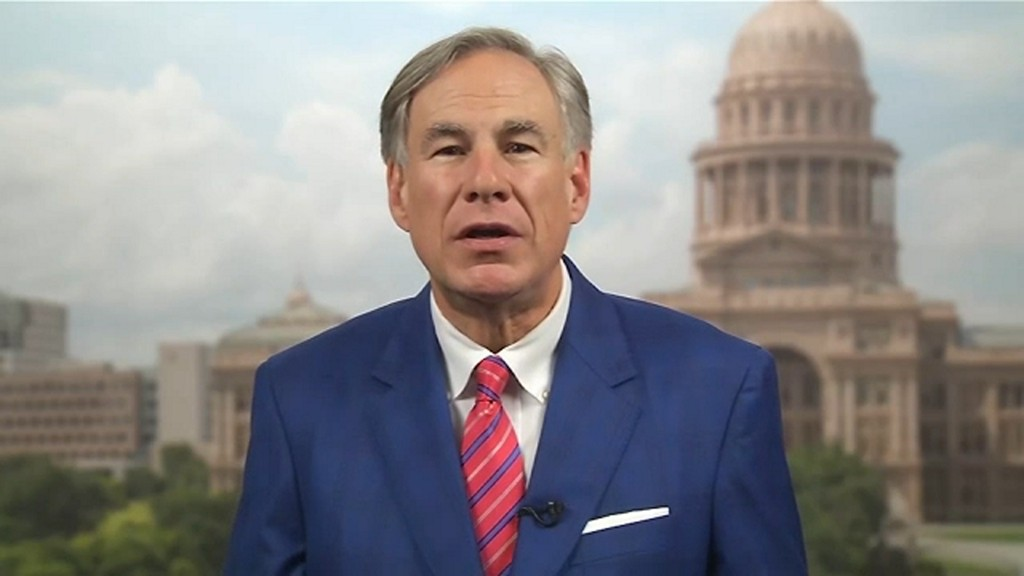 Gov. Greg Abbott warns if spread of COVID-19 doesn't slow, 'the next step would have to be a lockdown' https://t.co/nu4SREbSrs https://t.co/ozF7xbeuct
