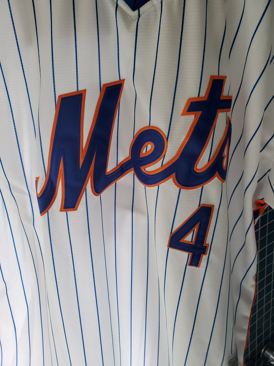 @CrimeInSports @LennyDykstra got my new jersey, I'll put it next to my Ron LeFlore.