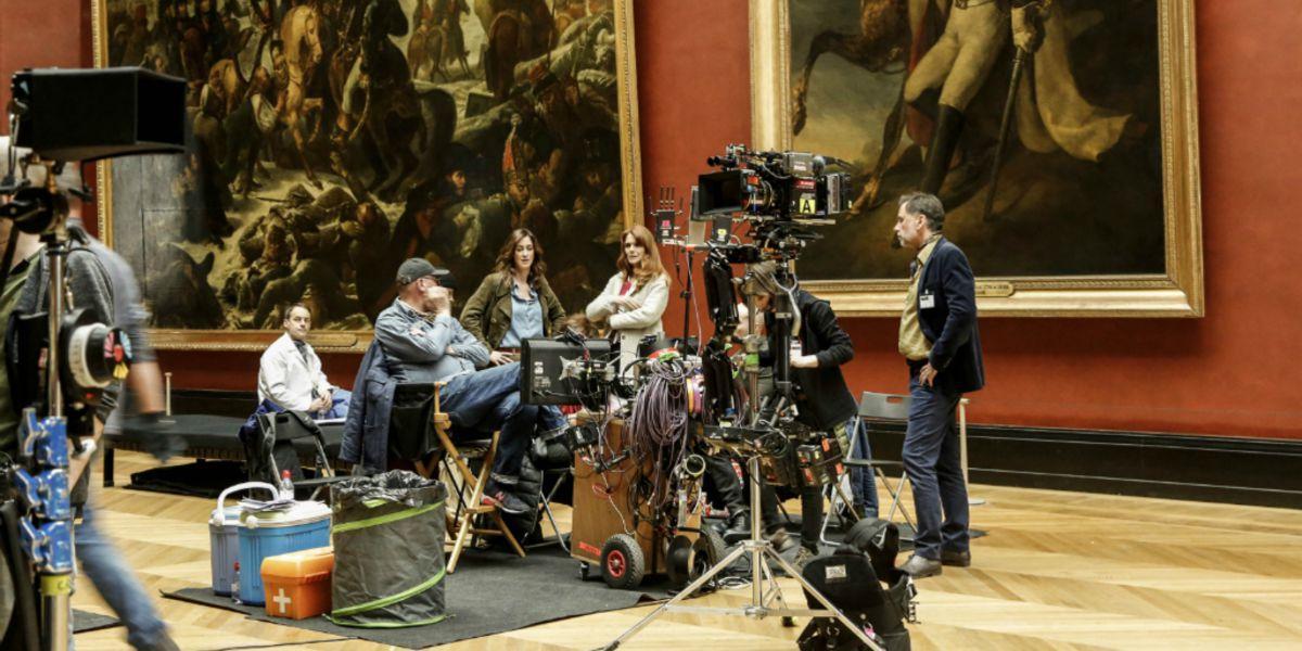 L'Art du crime : musée, reproductions, peintres… Toutes les questions que l'on se pose sur la série de France 2 https://t.co/rBsUAKa7CP https://t.co/EPuG1Oj908