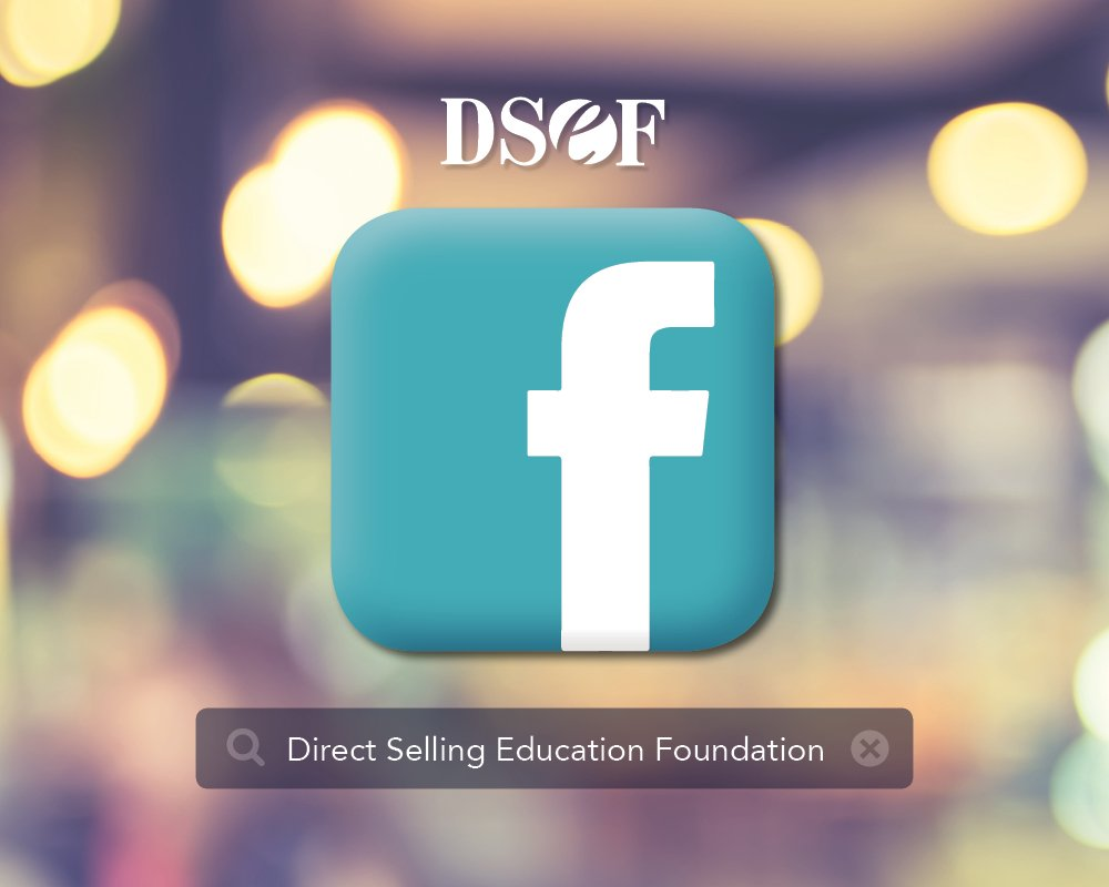 #DYK we are on @Facebook? Follow us at @TheDSEF to stay up to date on all things #DSEF! https://t.co/709T1HpILP