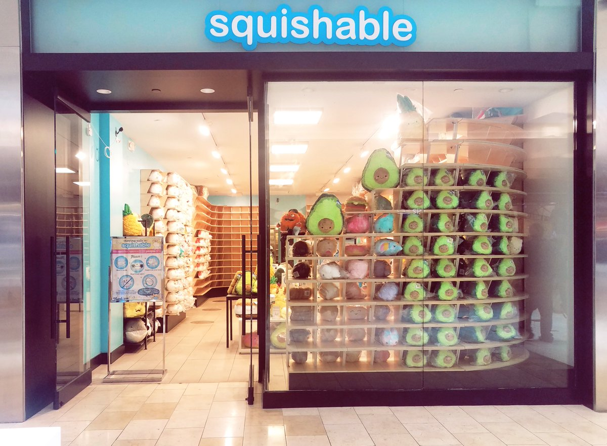 Squishable On Twitter Nj Folks It S Certainly A Weird Time In The World But We Ve Just Opened Our Newest Store Location In Garden State Plaza Mall In