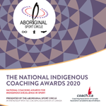 Image for the Tweet beginning: Know an Indigenous coach who