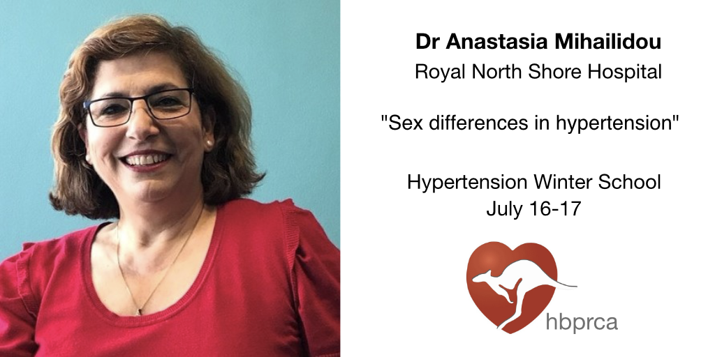 Dr @AnastasiaSMihai is Senior Hospital #Scientist, Cardiology, RNSH @NthSydHealth, Head of Cardiovascular & Hormonal Research Lab @KollingINST & Honorary Snr Lecturer, @Macquarie_Uni. Her research is focused in #BloodPressure measurement, #MR & sex differences in #HeartDisease https://t.co/APPazujjZt