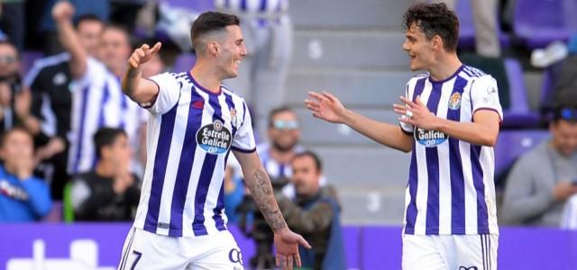 🔜[PREVIA] Un duelo con casi todo dicho  Un @FCBarcelona_es con mínimas opciones de alzarse con el título de Liga visita a un @realvalladolid virtualmente salvado.  📝 @jacoboherrizq    #Pucela