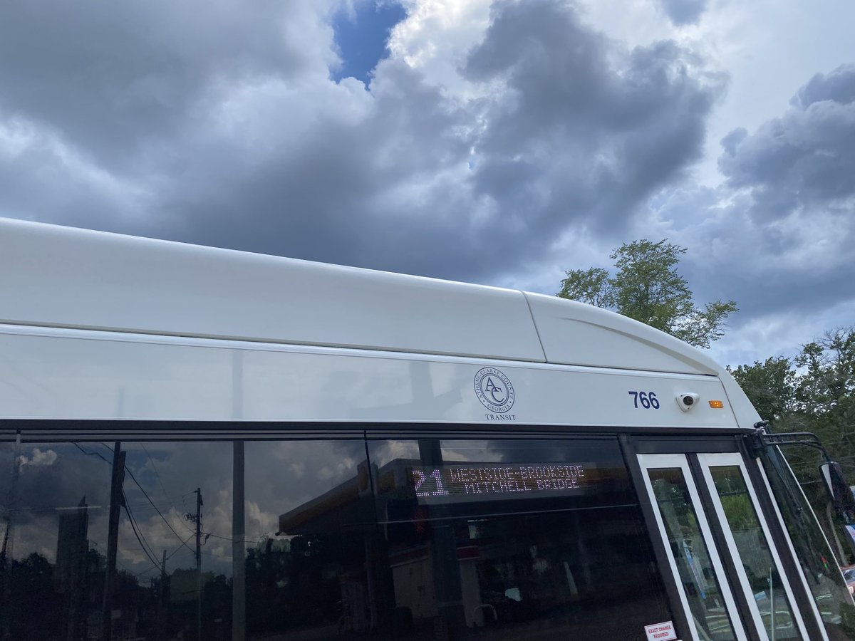 @accgov Our Transit, braving the storm so all may have a lovely July evening as safe and dry as possible. #godawgs #heytheena https://t.co/uFkwg9YRk3