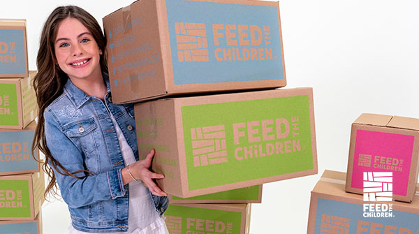 One in four children in the U.S. is food insecure. That's why @EmanneBeasha  wants to raise awareness about the ongoing hunger crisis, she's determined to knock out hunger, and she needs your help! #ZeroHunger #JoinUs https://t.co/9w1HSCUNjY