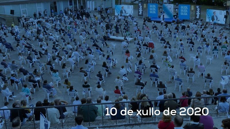Grazas polo voso apoio. Gracias por vuestro respaldo #GaliciaGaliciaGalicia