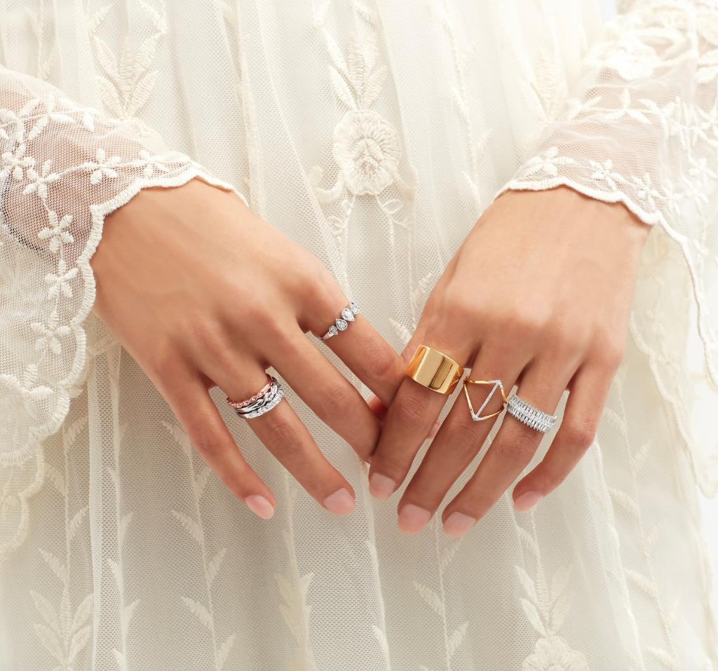 Rings are like potato chips and puppies... it's hard to stop at just one. Treat yourself to style on every finger.  #LoveZales Shop now: https://t.co/jbcuEhNmxl https://t.co/KfW5HGq7sB