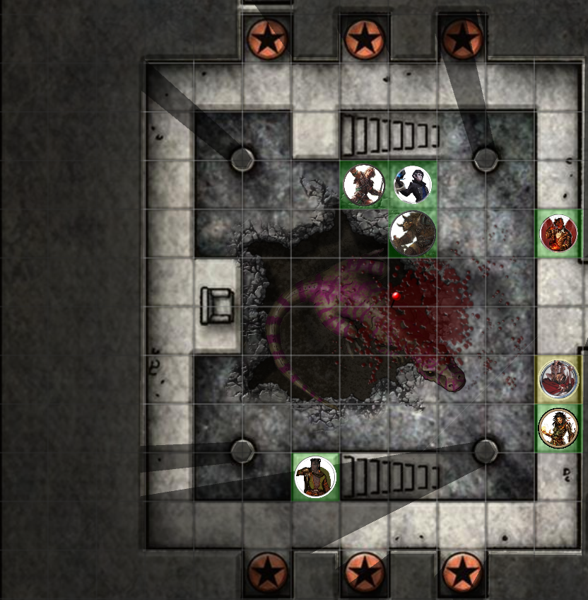We begin here with @Wizards_DnD Tomb of Annihilation and using @FantasyGrounds2 https://t.co/GZEjFOJoaB