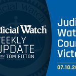 Image for the Tweet beginning: Weekly Update: Victory: Court rules