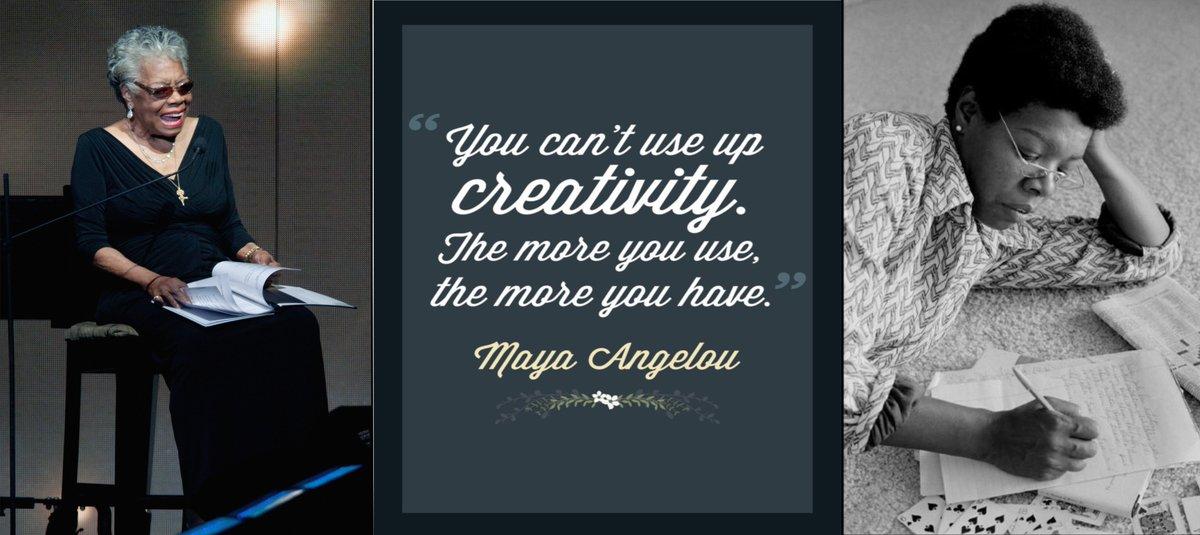 Inspirational Quotes on Creativity https://t.co/qj5fYuO246  #InspirationalQuotes #creativity  @JohnCleese  #MayaAngelou #AlbertEinstein #SteveJobs https://t.co/n4tDNJ9KTM