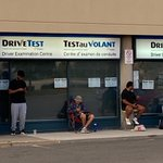 Image for the Tweet beginning: DriveTest centres have begun offering