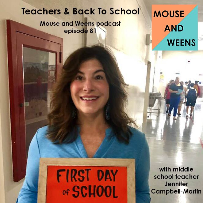 New ep! Parents wondering whether to send kids #backtoschool FT? or stick w/ #distancelearning? We interview a 6th grade #teacher w/ 20 yrs under her belt. She shares what they're doing in #southerncalifornia & how she feels. Personally I can't decide! bit.ly/mwep081🍎