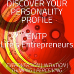 Image for the Tweet beginning: What is your MBTI Personality
