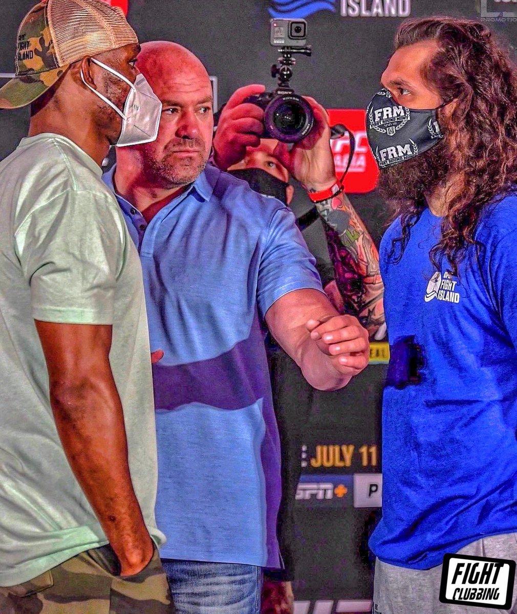 #UFC251