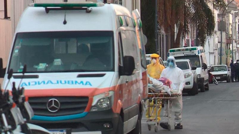 Coronavirus en Argentina: nueva suba de muertes diarias y el total de casos se acerca a 100 mil >> https://t.co/h22nc25eGY https://t.co/3Q2V8kvrc8