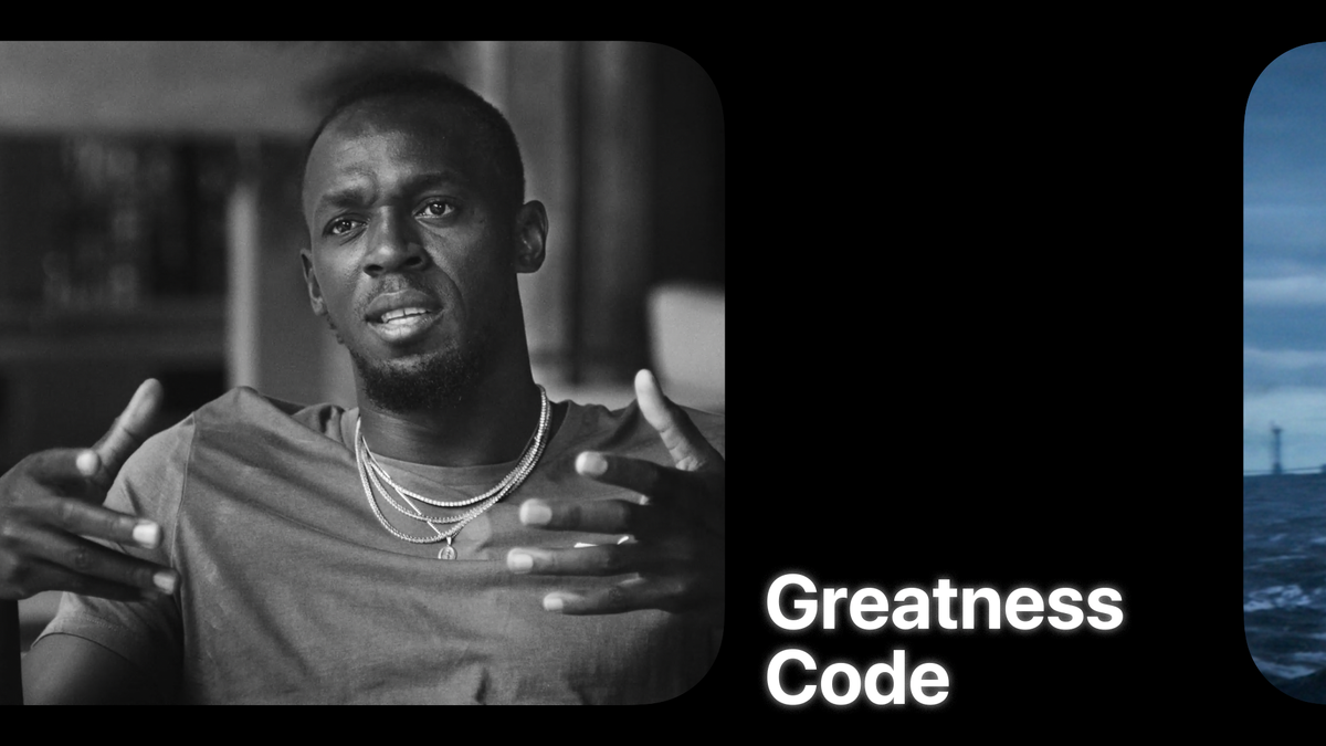 This week, check out the new originals #GreatnessCode, #GreyhoundMovie, #LittleVoice, and more from Apple TV+.