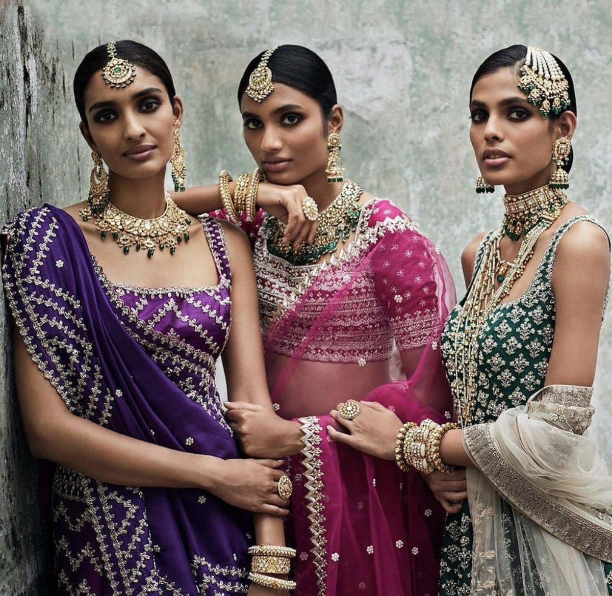 Anushree Reddy x Kishandas Jewelry https://t.co/J8KAaxK0WG