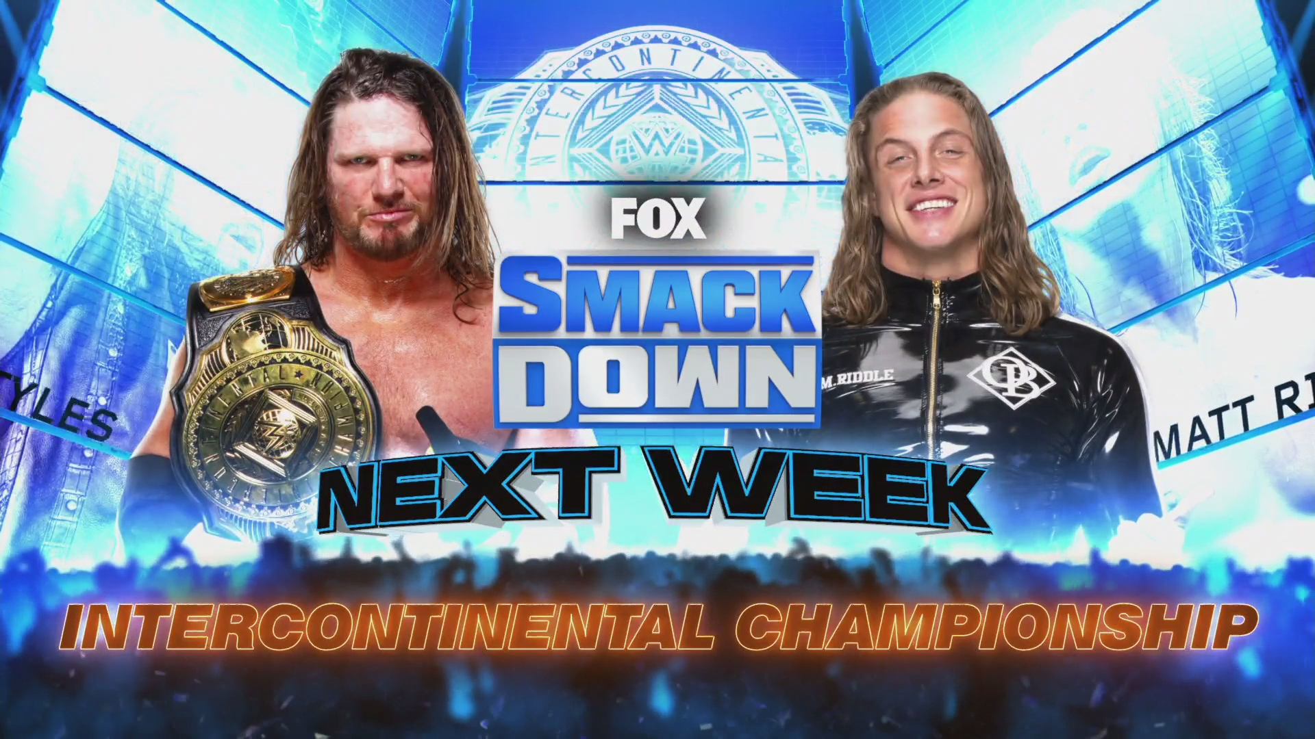 WWE Smackdown Preview (17/07/20): Styles Vs. Riddle; A Moment Of Bliss 1