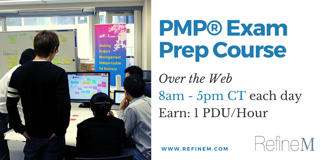 Our #PMPExam prep course incorporates real-life examples from project experience. Join us August 3-6 to learn the most critical parts of each knowledge area, understand where your knowledge gaps lie, and close those gaps. http://ow.ly/d3bI50yMplK #PMOT #ProjectManagement #ExamPrep pic.twitter.com/jZuUs72315