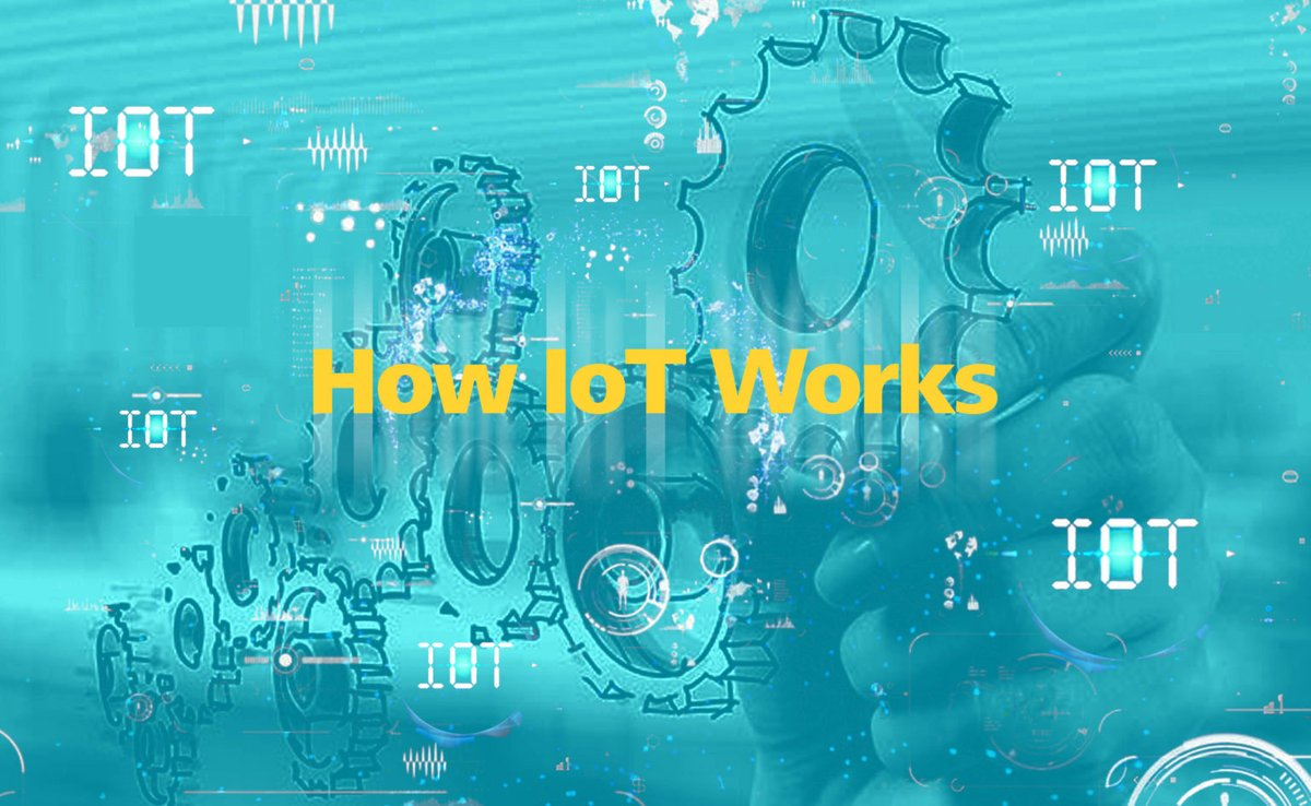 How Does #IoT Work? https://t.co/jFALyk6SaL https://t.co/Ef4MZQxiG2