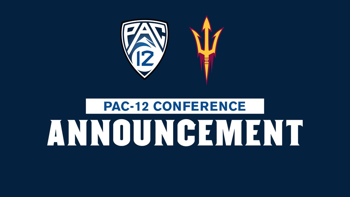 Pac-12 CEO Group announces decision to schedule conference-only play for several Fall sports & to delay move toward mandatory athletics activities.  Full announcement ➡️ https://t.co/4kj9UJyvMk https://t.co/pabfrBc5Bu